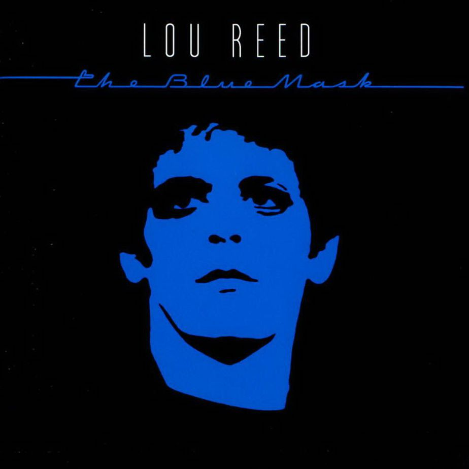 Lou Reed The Blue Mask on Lewis Light Machine