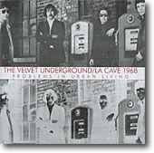 vu lp bootleg la cave 1968