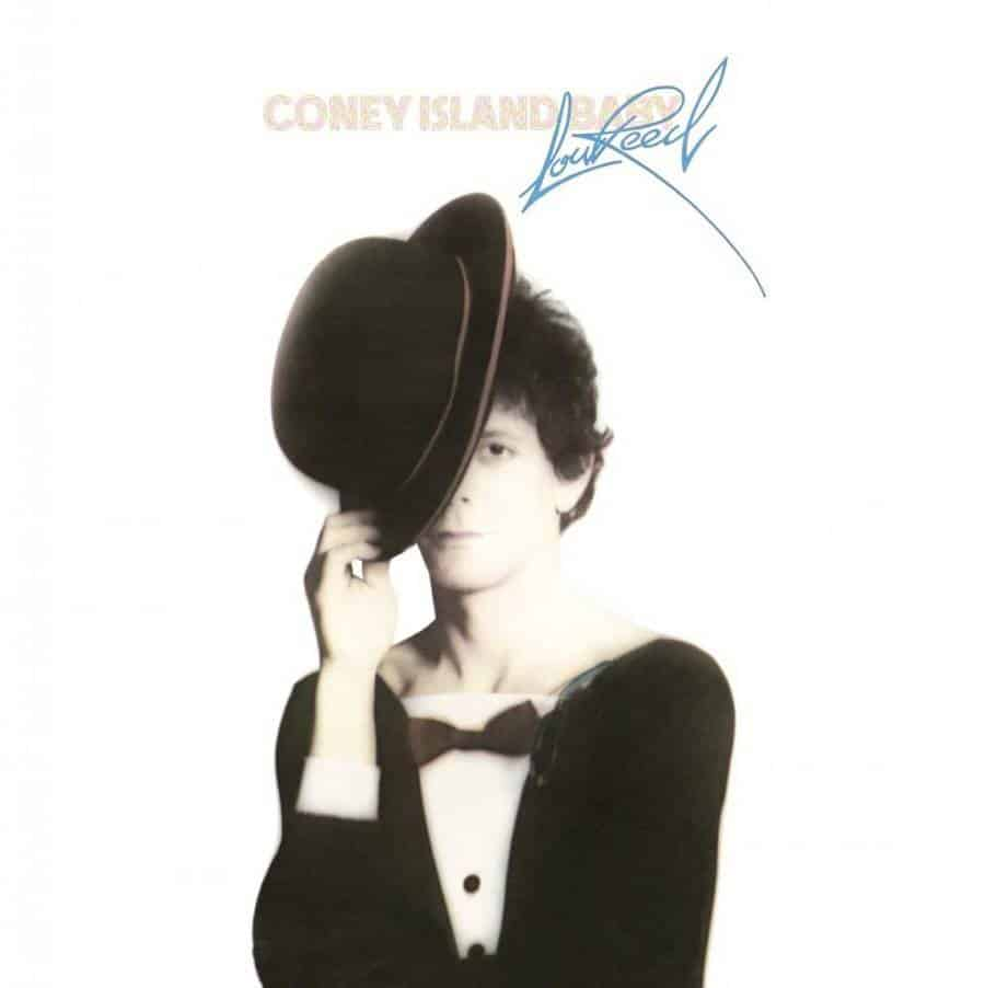 Lou Reed Coney Island Baby Cover Copertina