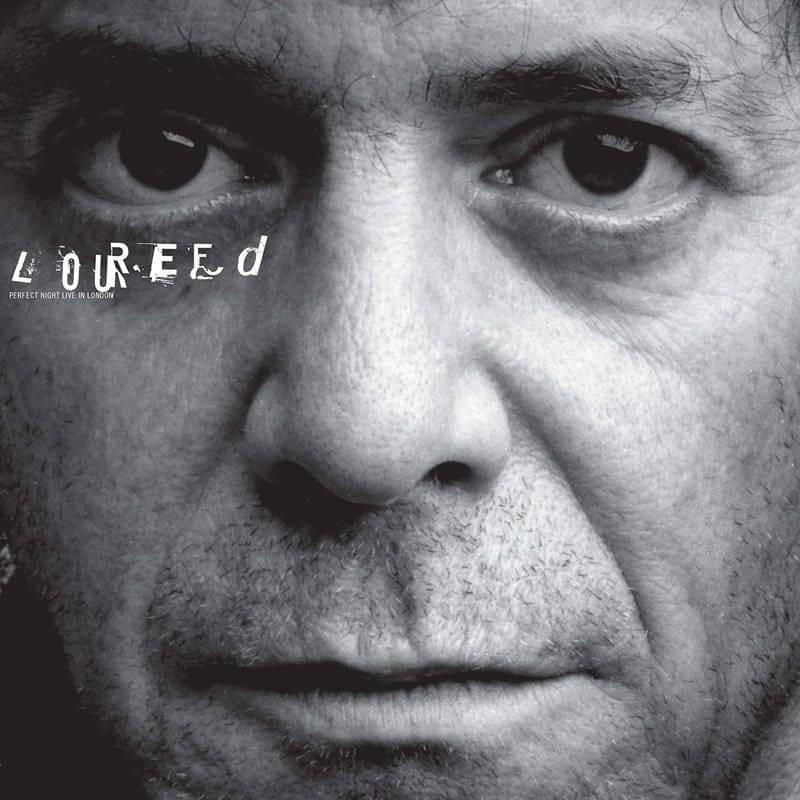 Lou Reed Perfect Night Live in London cover copertina