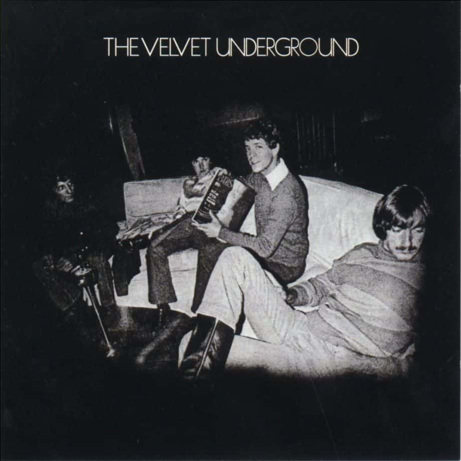 velvet underground third album cover