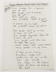 Lou Reed Archive 4