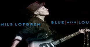 Nils Lofgren Blue With Lou Cover2
