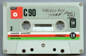 Warhol Lou Reed brani inediti cassetta 2