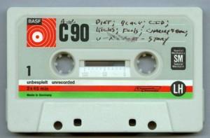 Warhol Lou Reed brani inediti cassetta