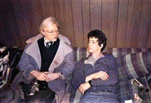 Warhol Lou Reed brani inediti color 3