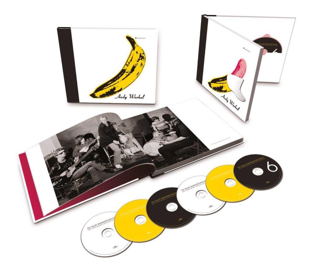 velvet underground cofanetto CD boxset
