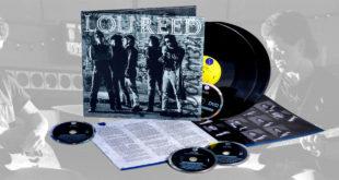 Lou Reed New York Box Set Cofanetto