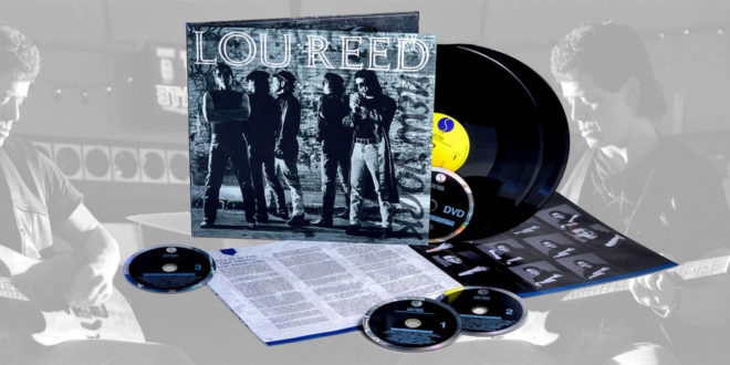 Lou Reed New York Box Set Cofanetto