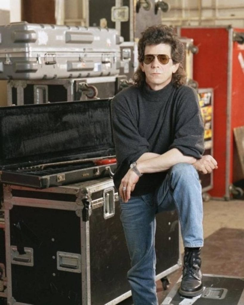 Lou Reed New York Cofanetto Box set 1989