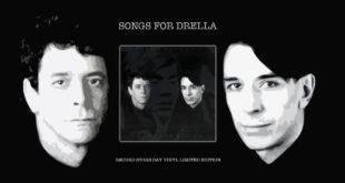 Lou Reed John Cale Songs for Drella Vinile Vinyl RSD2020 HEADER