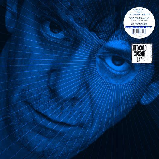 Lou Reed set the twilight reeling vinile vinyl rsd