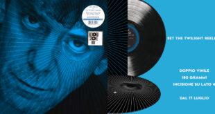 Lou Reed set the twilight reeling vinile vinyl rsd testata