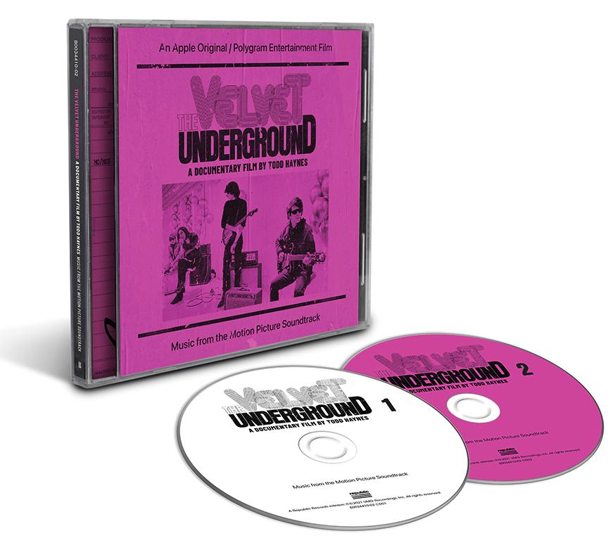 The Velvet Underground documentary Todd Haynes Soundtrack colonna sonora