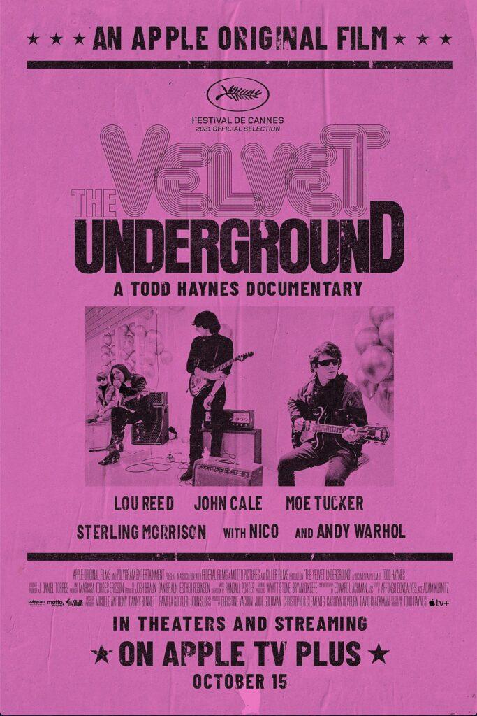 The Velvet Underground documentary Todd Haynes 2
